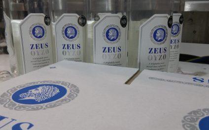 Bottling Zeus Oyzo